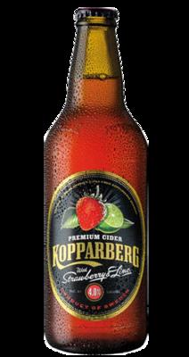 Koppaberg Strawberry & Lime