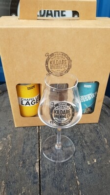 Gift Pack (2 KBC Beers & Our Limited Edition Teku Glass)