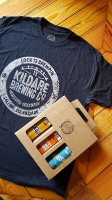 KBC Gift Set & Black T Shirt