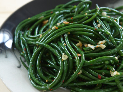 Braised Green Beans Available On Thursday