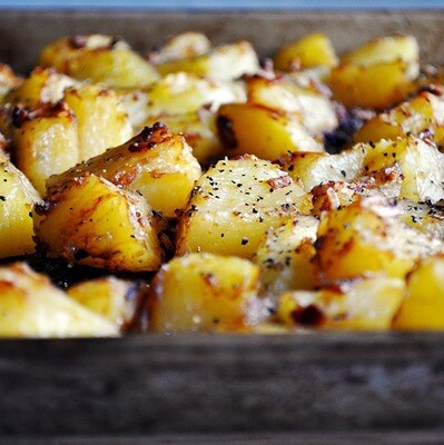 Oven Roasted Herb Potatoes Per Pound