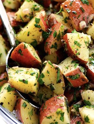 French Potato salad Available Thursday