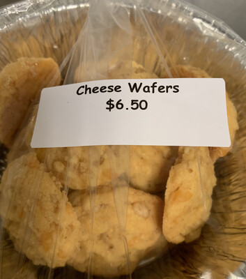 Cheese Wafers Per Dozen