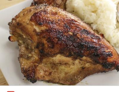 Thai Grilled Chicken Breast