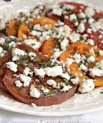 Heirloom Tomato And Feta Salad Per Pound