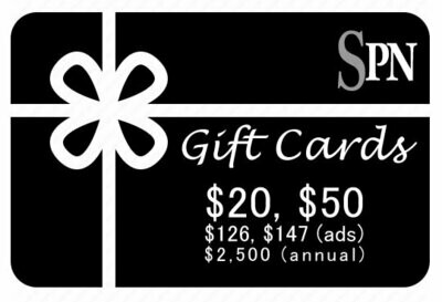 Sooke Pocketnews Gift Card