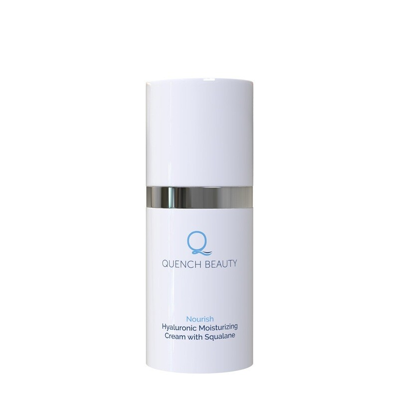 Hyaluronic Moisturizing Cream with Squalane