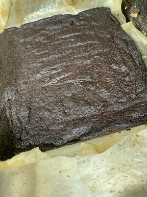 Brownies-Plain