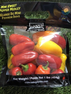 Peppers - Mini Medley