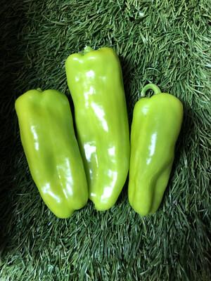 Peppers - Sweet Cubanelle (fryers), Bag Of 3