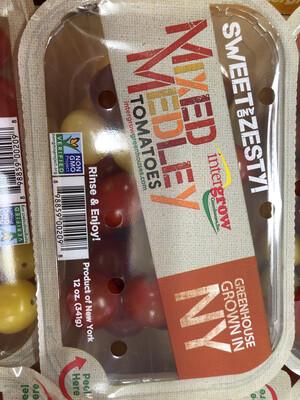 Tomato - Grape Medley