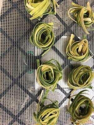 Handmade Pasta - Tricolor