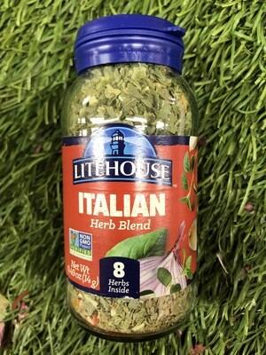 Lighthouse Italian Herb Blend -Freeze dried