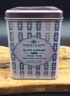 Black Currant Tea Ice Tea