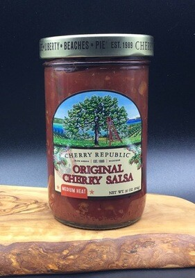 Original Cherry Salsa 16oz