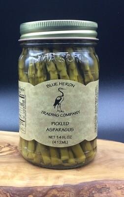 Pickled Asparagas
