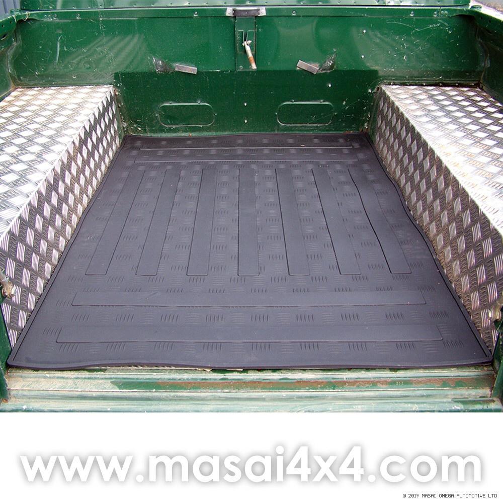 Loadspace Mat Rubber - Defender 90 - (1230 x 920 x 6mm)