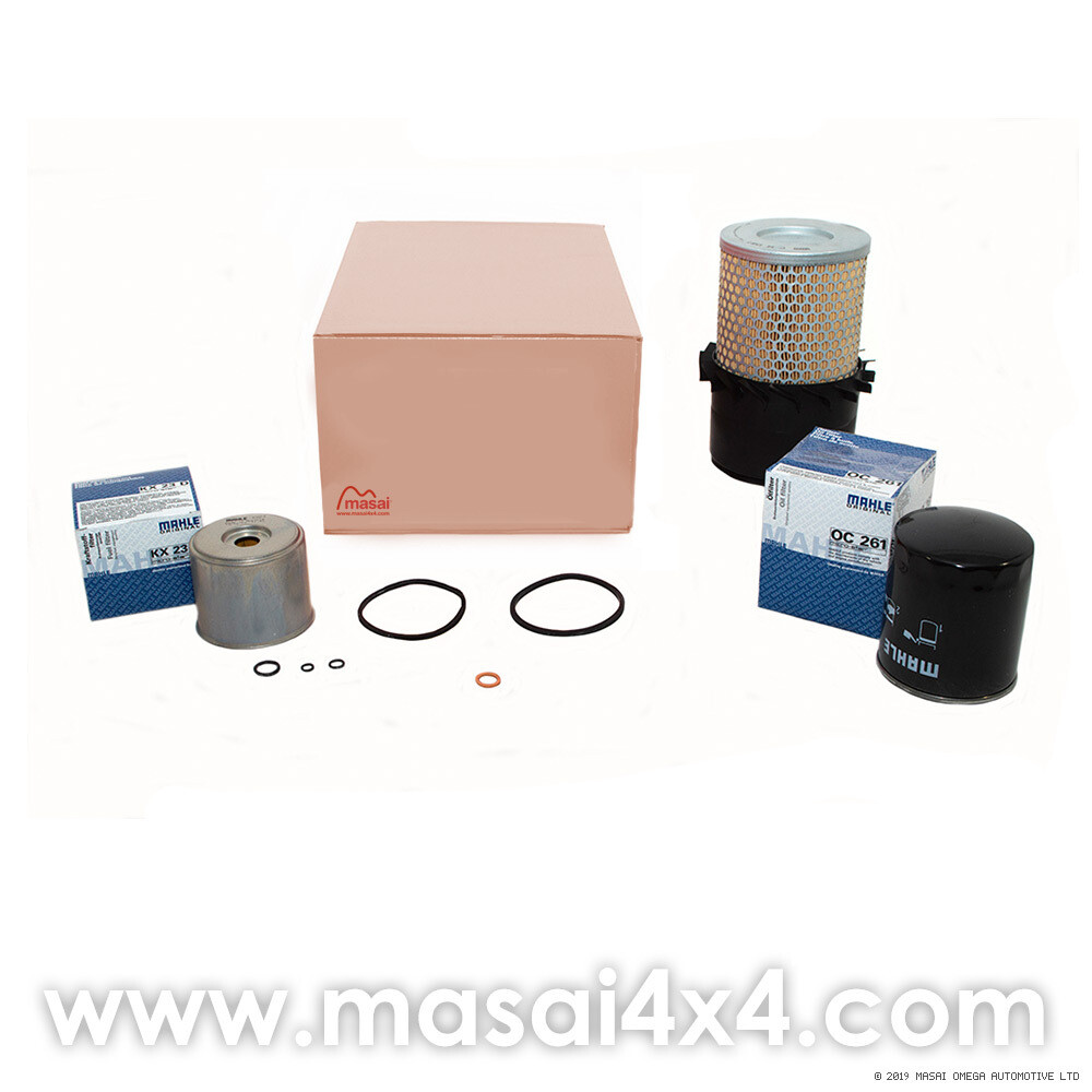 Premium Service Kit - Defender / Discovery 2 - OEM parts (Mahle / Mann / Coopers etc)