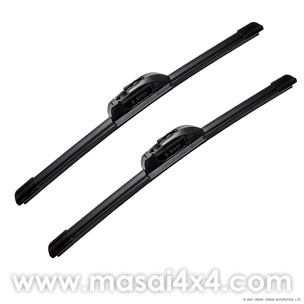 Defender Windscreen Wiper Blade Upgrade 13