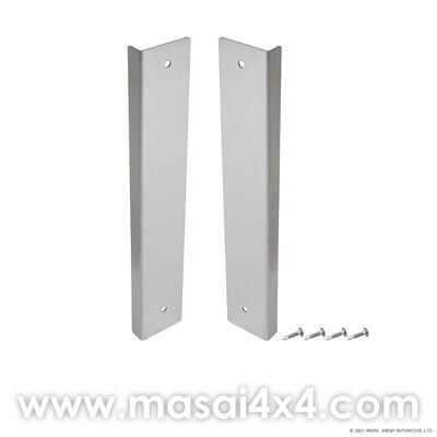 A-Post Trim - Stainless Steel - Defender 90 / 110 / 130