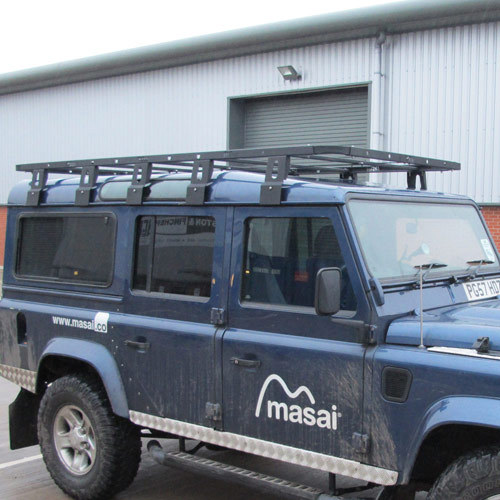 Flat Roof Racks For Land Rover Defender 90 And 110