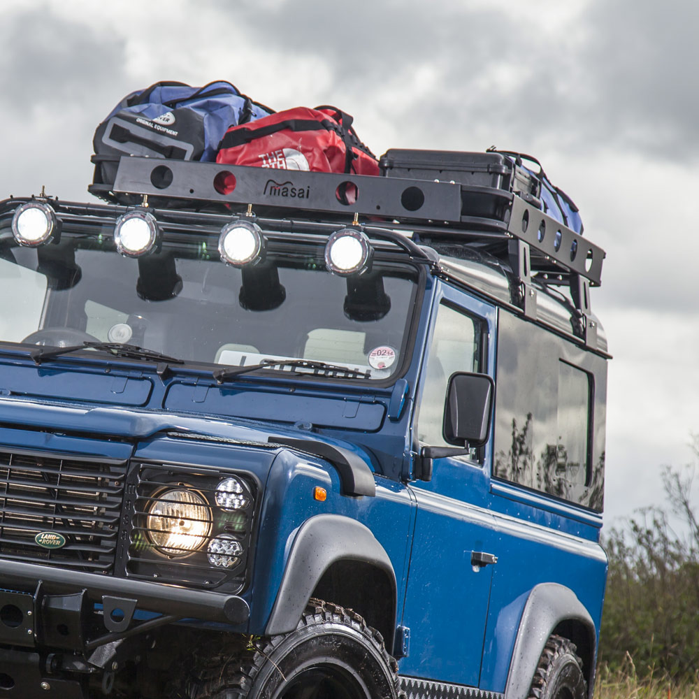 Luggage Roof Racks For Land Rover Defender 90 & 110