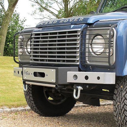 Winch Bumper For Land Rover Defender 90 Or 110