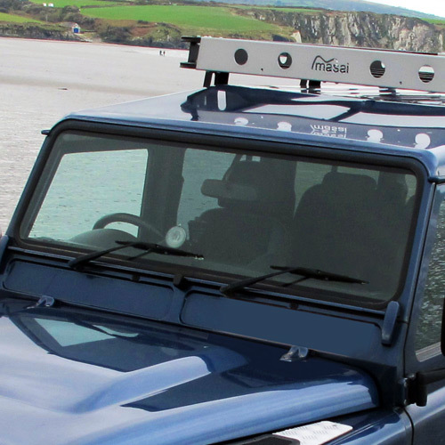 Land Rover Defender Windscreen Glass Heated For All