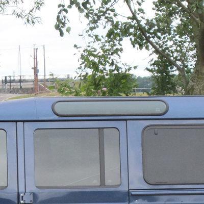 Alpine window seals for Land Rover Defender - both sides