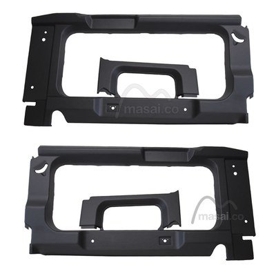 Internal Window Trims Kit for Land Rover Defender 90 PUMA TDCi (4 Pieces)