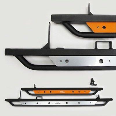 Tree Sliders / Rock Sliders for Land Rover Defender 90/110 - PAIR