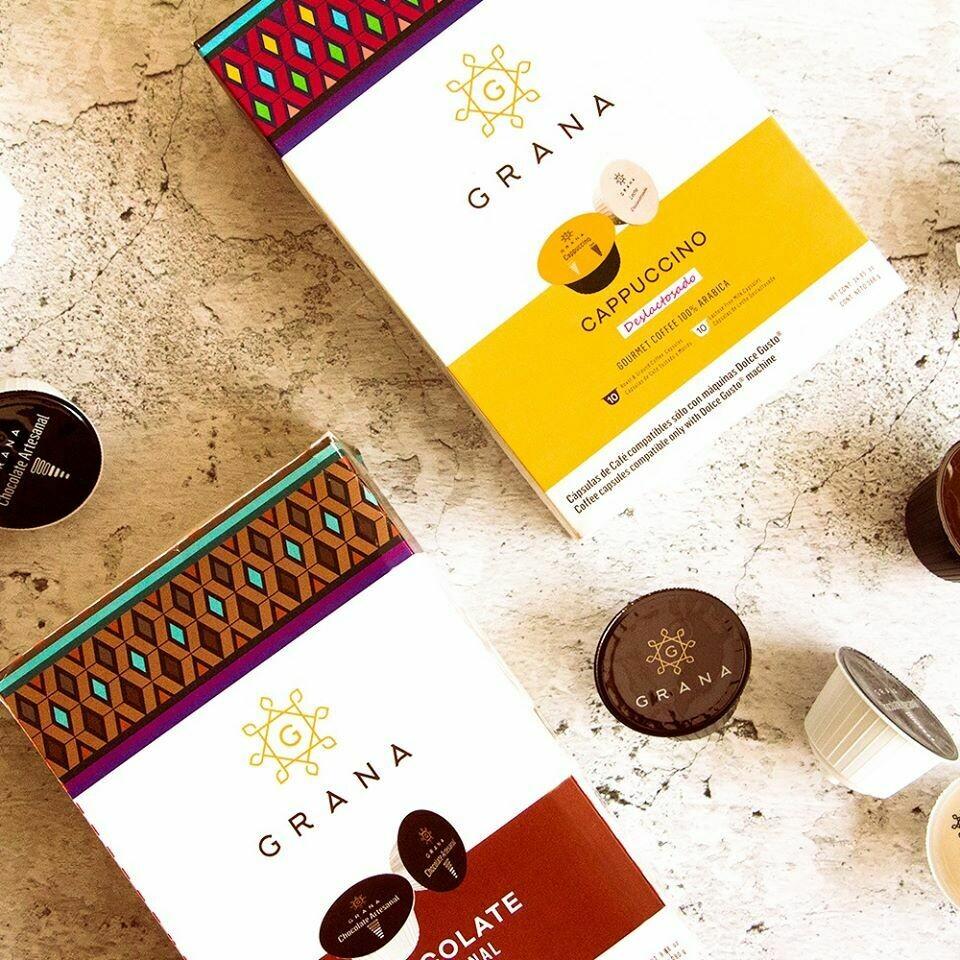 CAFÉ GRANA , CAFÉ 100% ARÁBICA DE ALTURA