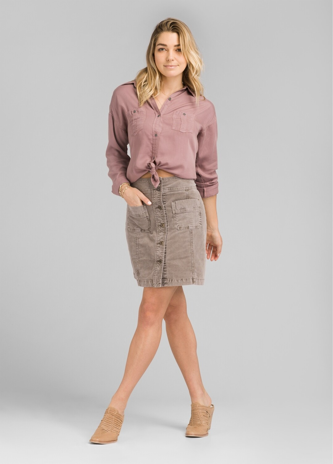 PRANA Merrigan Skirt W
