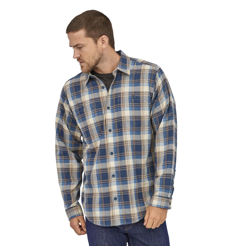 PAT L/S Pima Cotton Shirt M