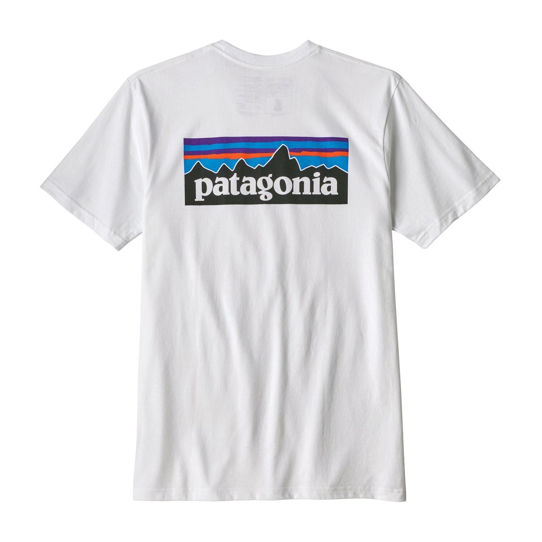 PATAGONIA P6 Logo Pkt T M