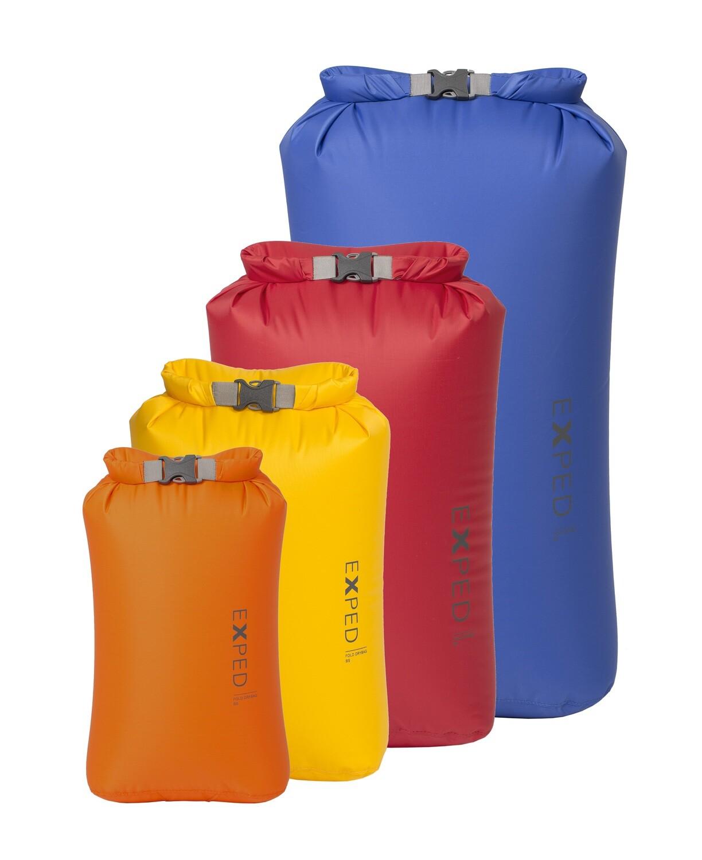 Ex Fold Drybag 4pk