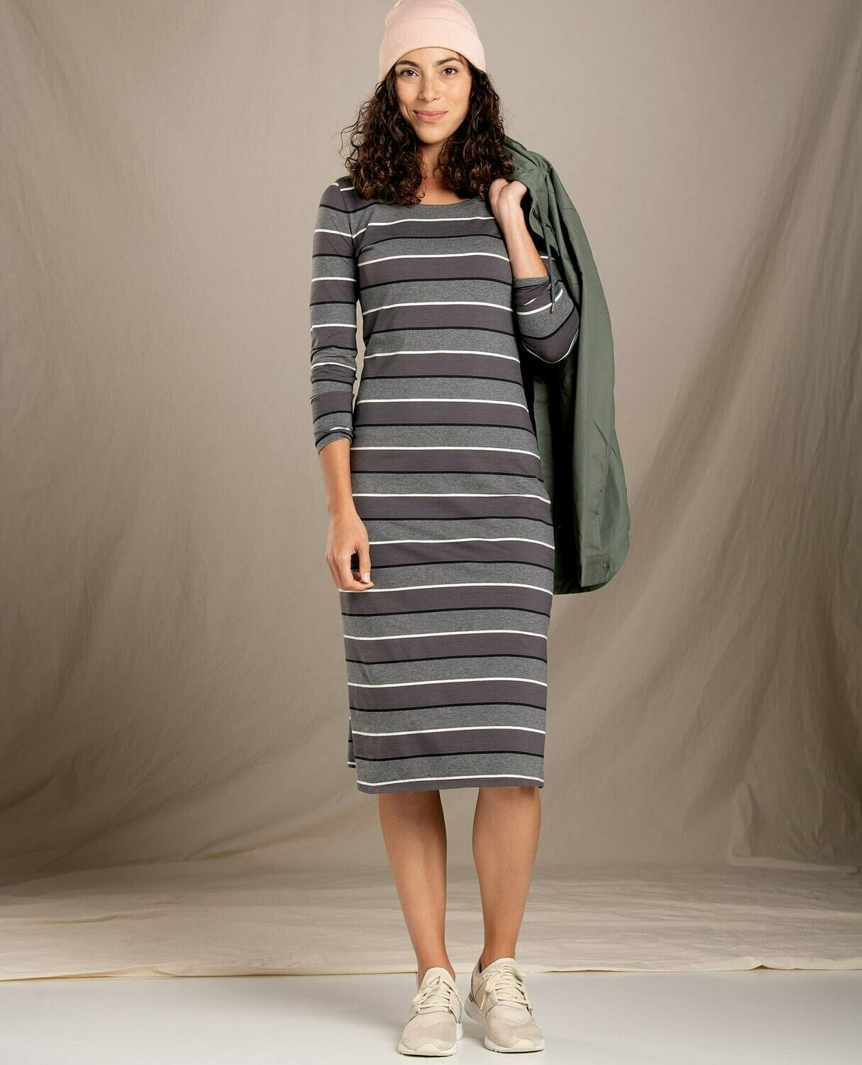 Toad and Co.  Montclair Midi Dress W