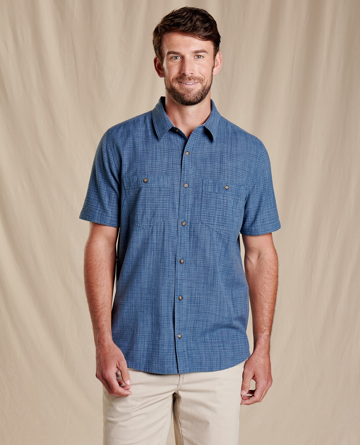Toad and Co. Smythy SS Shirt M