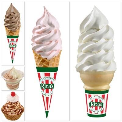 Frozen Custard - Cup/Cone