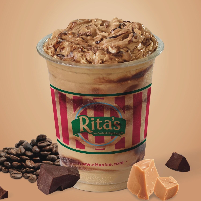 Coffee Chocolate Crunch Concrete