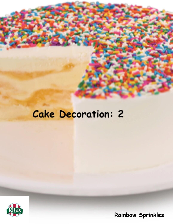 Gelati Cake