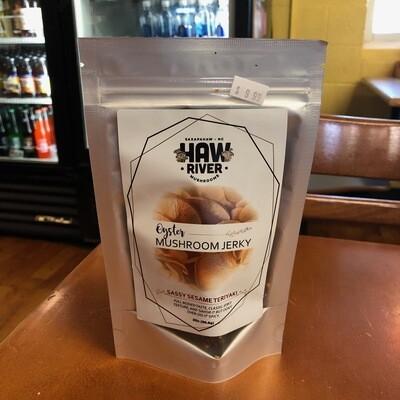 Haw River Mushrooms Oyster Mushroom Jerky