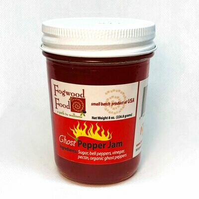 Fogwood Food Ghost Pepper Jam