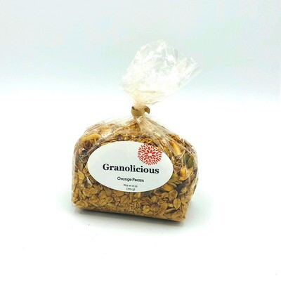 Granolicious Granola