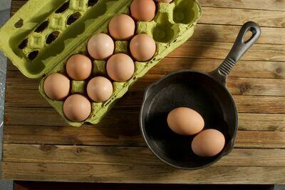 Reverence Farms Eggs