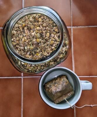 Herbal Tea Blends from Kindred Seedlings Farm