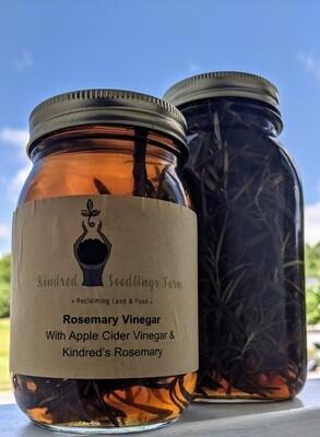 Herbal Infused Vinegar from Kindred Seedlings Farm