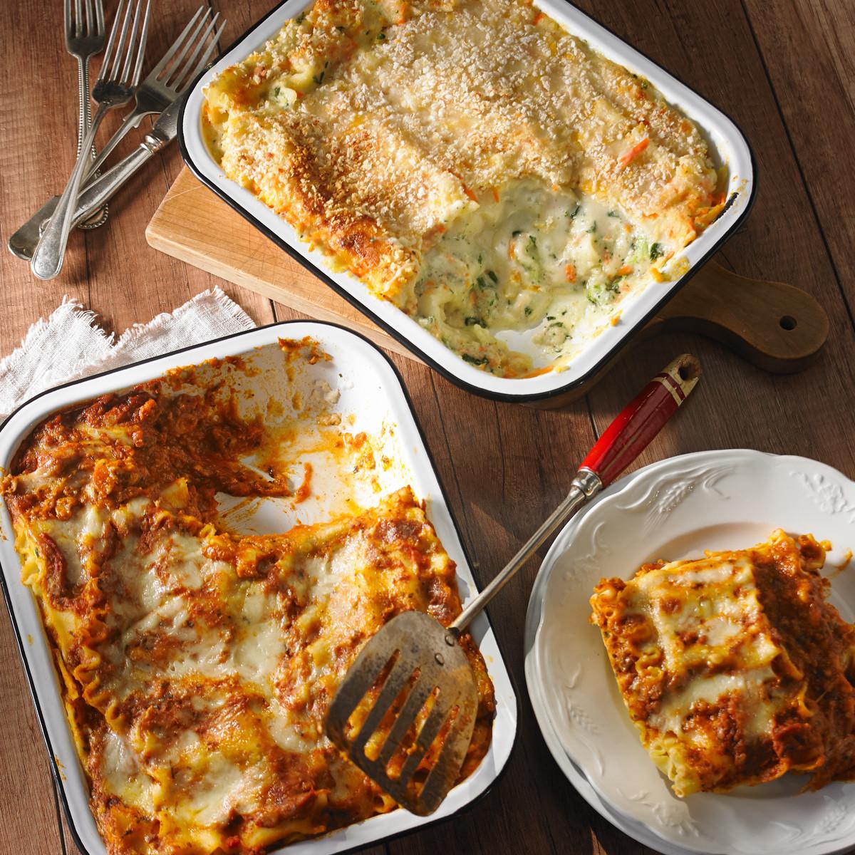 Hot Lasagna