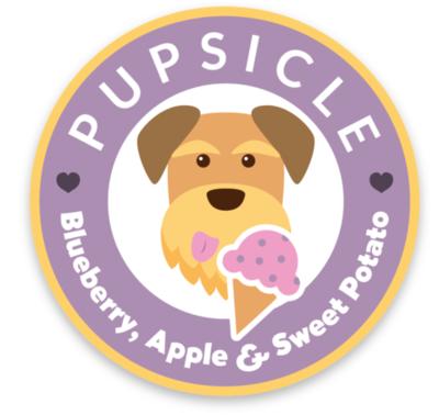 Pupsicle Blueberry, Apple & Sweet Potato