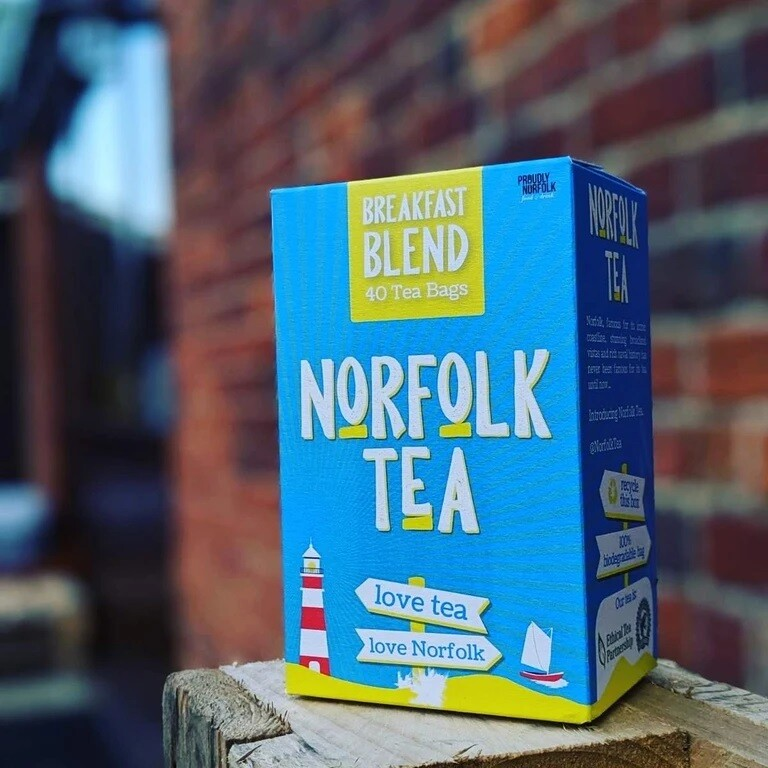 Norfolk Tea